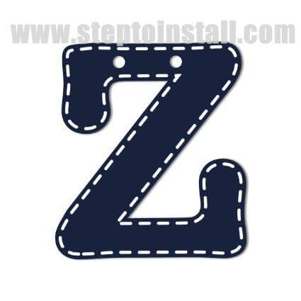 Palindromes starting with Z